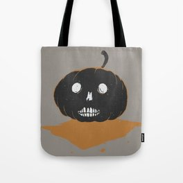 The Pumpkin King Tote Bag