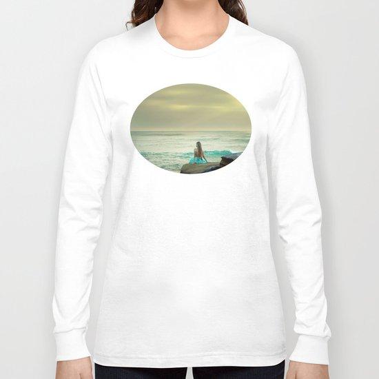 Little Mermaid Long Sleeve T-shirt