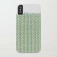 knit iPhone & iPod Cases featuring Knit Pattern by VessDSign