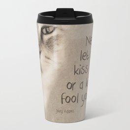 Kitty Kiss Travel Mug