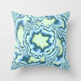 Turbulence in MWY 03 Throw Pillow