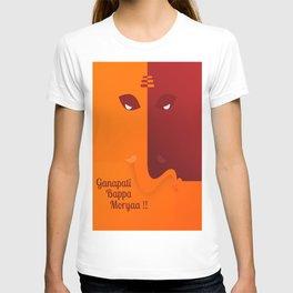 Shree Ganeshaya Namaha T-shirt