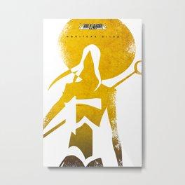 Espada #5 Nnoitora Gilga Metal Print