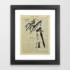 Dirty Dancing Framed Art Print
