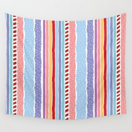 Candy madness Wall Tapestry