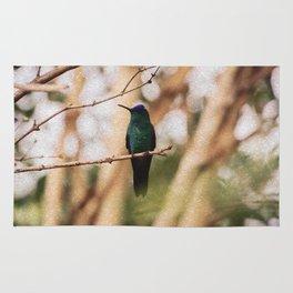 Bird - Photography Paper Effect 005 Rug