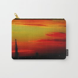 Morning at the Harbour Carry-All Pouch