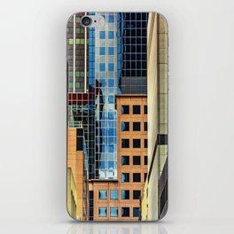 Urban landscape iPhone Skin