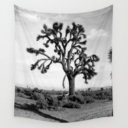 Joshua Tree, Mojave Desert 1904 Wall Tapestry
