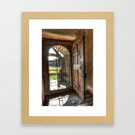 Doors Framed Art Print