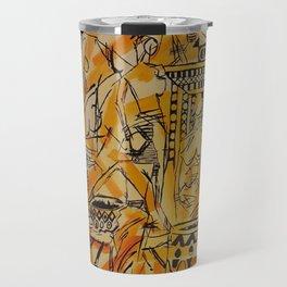 Afrika music Travel Mug