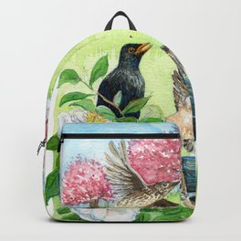 Spring in New Zealand Backpack