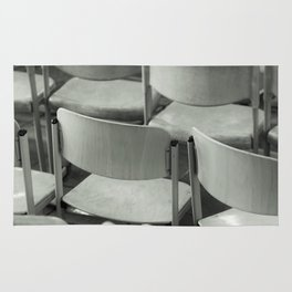 chairs Rug