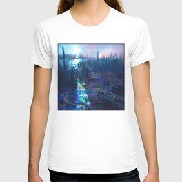 ____NEGATIVVE_LΛΛNDSCAPE_057 T-shirt