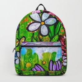 Lisa's Garden - Lisa's Garten Backpack