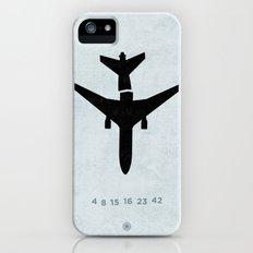 4 8 15 16 23 42 Slim Case iPhone (5, 5s)