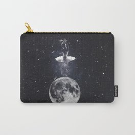 Ballerina on the moon. Carry-All Pouch
