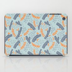 Logs iPad Case