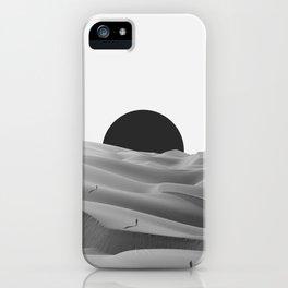 idle. iPhone Case