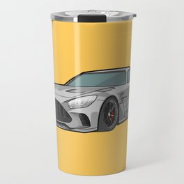 Gunmetal AMG GT Travel Mug