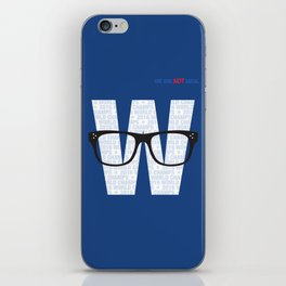 Fly the W iPhone Skin