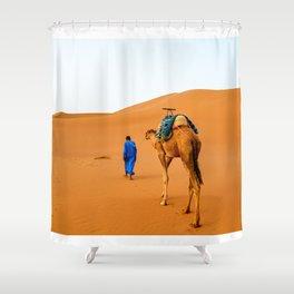 Sahara Desert Shower Curtain