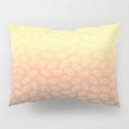 Palm Leave Sunset Pillow Sham