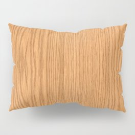 Wood 3 Pillow Sham