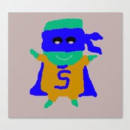 Super Spam 2 Canvas Print