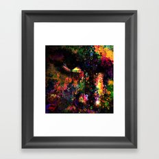 Erik L & 7evenThirty - Rhyme Travelin Framed Art Print