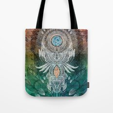 Watching Over Us Tote Bag