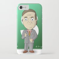 better call saul iPhone & iPod Cases featuring Better Call Saul! by Brandon Juarez