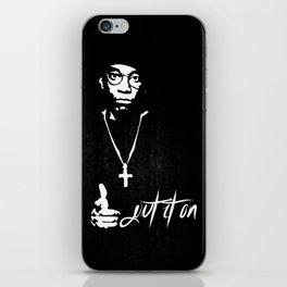 Put it ON! iPhone Skin