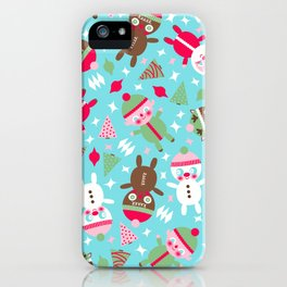 Santa Baby iPhone Case