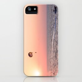 Sunny happiness iPhone Case