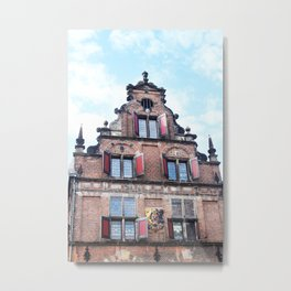 Historical building Metal Print