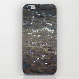 Currents iPhone Skin