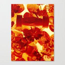 Eternal Flame Canvas Print