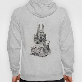 Tribute to Gaudi Hoody