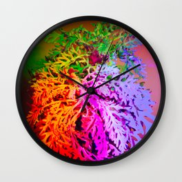 I Got All My Fingers On You Wall Clock