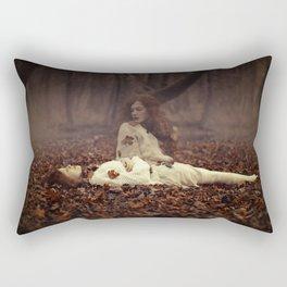 Ghost Whisper Rectangular Pillow