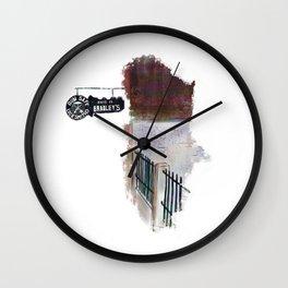 Signify Savannah Edition 5 Wall Clock