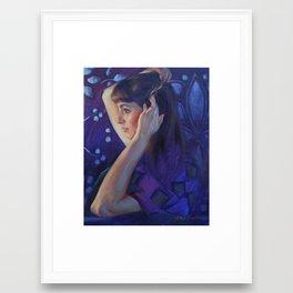 """""""Evening Glow"""" Framed Art Print"""