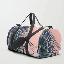 Feather Palm Duffle Bag