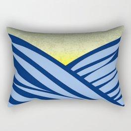 Waves of the ocean... Rectangular Pillow
