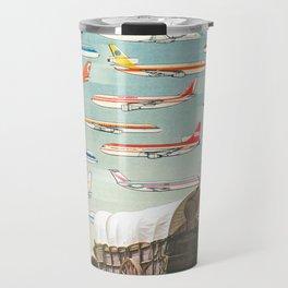 Over There Yonder Travel Mug