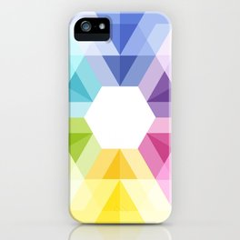 Fig. 025 Geometric shape iPhone Case