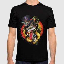Voodoo Wolf Daddy T-shirt