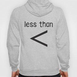 less than Hoody