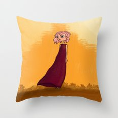 Solara Throw Pillow
